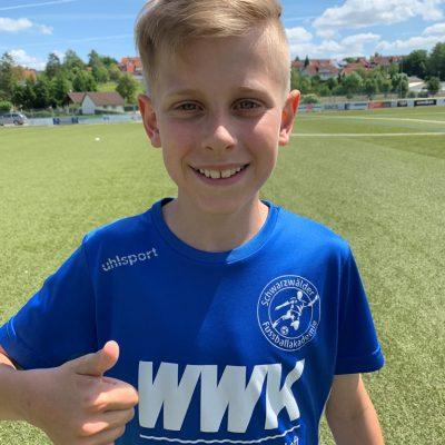 Nico Werz spielt jetzt für die TSG Balingen
