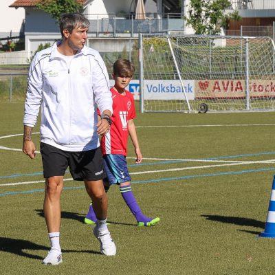 Das Sommer Fussball Camp der Bodensee Fussballakademie in Stockach macht Lust auf mehr