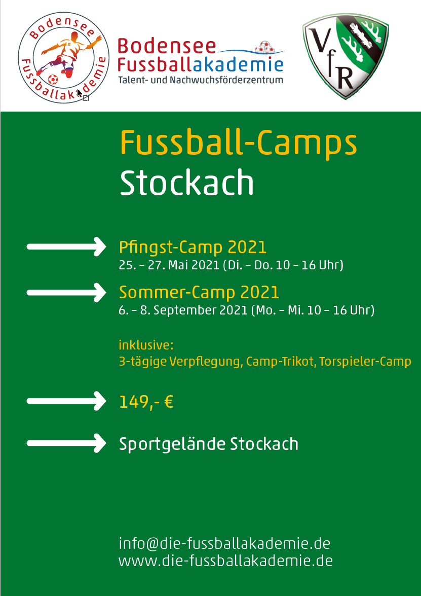 Fussball-Camps-Stockach