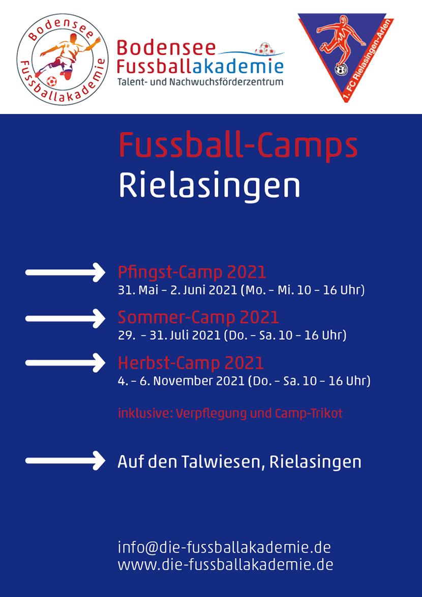 Fussball-Camps-Rielasingen