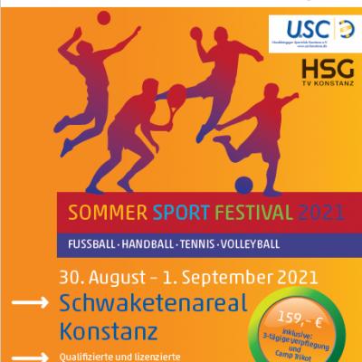 Sommer Sport Festival in Konstanz